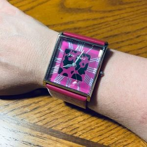 Betsey Johnson Accessories - ❤️🍸SALE💕🍀Betsy Johnson Watch